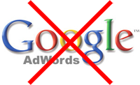 GOOGLE ADWORDS IS A WASTE OF MONEY!