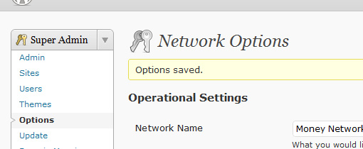 Change the Primary Domain for a WordPress Multi-Site Network